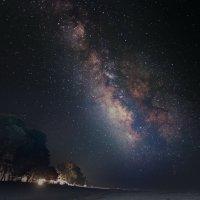 Ночной пляж . :: Александр Криулин