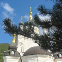 Церковь Воскресения Христова :: Елена Павлова (Смолова)