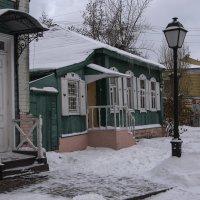 Крутицкая ул. :: Яков Реймер