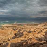 горы Мёртвого моря :: Валерий Цингауз