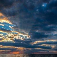 закат :: Валерий Цингауз
