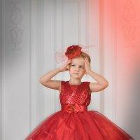 Маленькая актриса :: Юлия Масликова