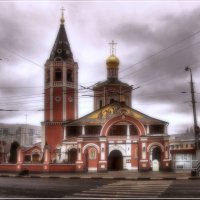 Троицкий собор на музейной площади. :: Anatol Livtsov