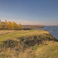 Осень на правобережье :: Владимир Макаров