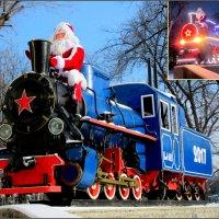 К нам едет Дед Мороз :: Нина Бутко