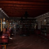 Библиотека в Цитадели старой Будвы :: Вадим *