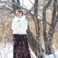 Зимний день :: Ольга Щербакова