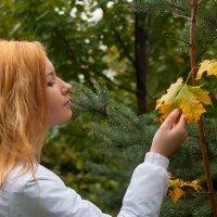 Девичья осень :: Albina