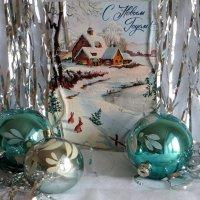 Новогодняя зимняя сказка :: Татьяна Смоляниченко