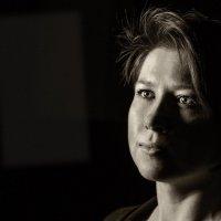 Когда невзначай замечаешь там - далеко - свет маяка :: Ирина Данилова