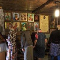 Молитва. :: Андрей Козлов