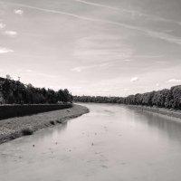 Широка река.. :: Елена Данько
