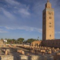 Марракеш. Мечеть Кутюбия :: Светлана marokkanka