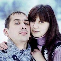 Надежда и Андрей :: виктория цветкова
