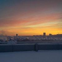 Вид из окна :: Дмитрий Рожков
