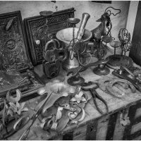 Блошиный рынок . :: Игорь Абламейко