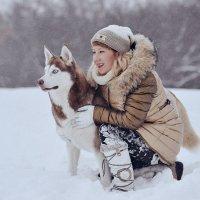 Я и Белла :: Olga Rosenberg