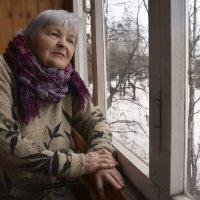 Мудрость и печаль :: Наталия П