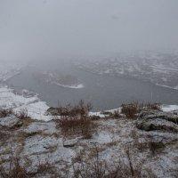 снегопад. :: lev