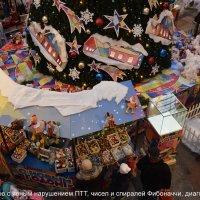 Ярмарка в центре ГУМа :: Татьяна Помогалова