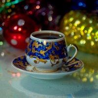 Новогодне-кофейный натюрморт :: Albina
