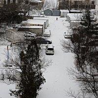 Первый снег. Опробование. :: Валерий Дворников