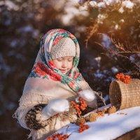 Русская зимушка-зима!) :: Наталья Мирошниченко