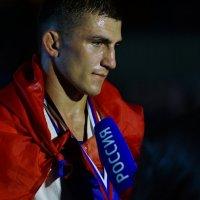 Победитель турнира. :: Михаил Горюнов