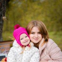 Осенняя съемка :: Дарья Семенова