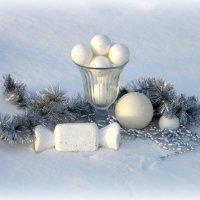 Новогодняя композиция. :: nadyasilyuk Вознюк