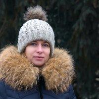 Зимний портрет :: Сергей Форос