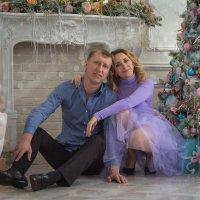 Новогоднее очарование :: Ксения Черногорова