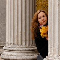 Autumn walk :: Vladislav Gushin