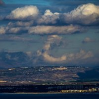 Вид из Хайфы :: Eddy Eduardo