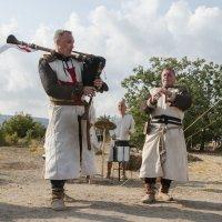 Праздник средневековья. :: Анна Выскуб