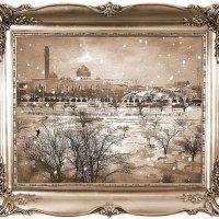 Снег идёт :: Анатолий Чикчирный