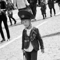 На параде :: Наталия