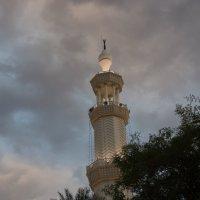 минарет в Акабе :: Павел Серов