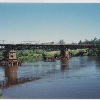 Мост через Клязьму :: Виктор Мухин