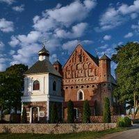 Оборонная церковь в Сынковичах :: Владимир