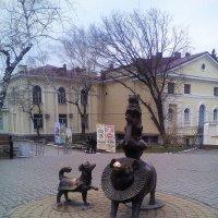 В городе моём.. :: ЕВГЕНИЯ