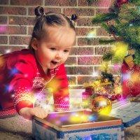 Рождественское волшебство :: Евгений Бубнов