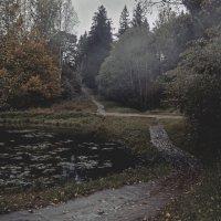 Шува́ловский парк :: Валентина Потулова