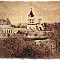 В чудном граде :: Андрей Головкин