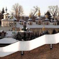 Псково-Печерский Свято-Успенский монастырь :: Елена Павлова (Смолова)