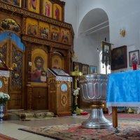 в храме перед обрядом :: Сергей Цветков