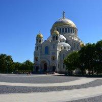 Морской Никольский собор :: Анна Алексеева