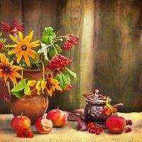 Все краски августа. :: ALISA LISA