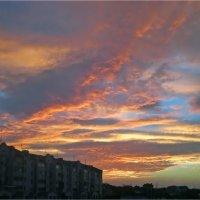 Небо над городом :: Эля Юрасова