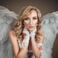 """Фотосет """"Ангел плачет..."""" :: Мария Дергунова"""